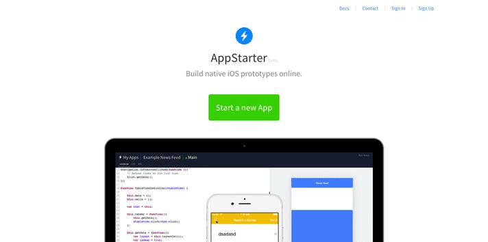 AppStarter.io